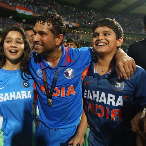சச்சினின் சாதனைகள் தெரியும்...அப்பாவாக அவர் எவ்வளவு சூப்பர் தெரியுமா? #HappyBirthdaySachin