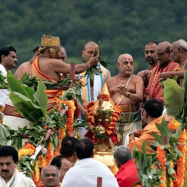 நிறைவடைந்தது மகா கும்பாபிஷேகம்... திருப்பதியில் நாளைமுதல் வழக்கமான தரிசனம்!#Tirupati