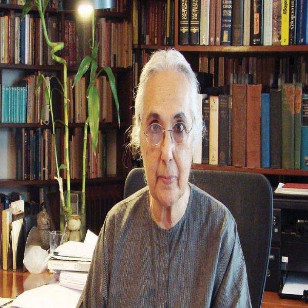 வரலாறு என்பது போராட்டமே! - ரொமிலா தாப்பர்