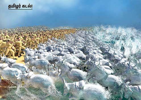 ``என் டாப் 20 கார்ட்டூன்கள் உருவான கதை!'' - `கலாட்டூன்' ஹாசிப் கான் #HBDHasif