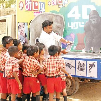 பார்த்து வியந்தோம்... ரசித்து மகிழ்ந்தோம்!