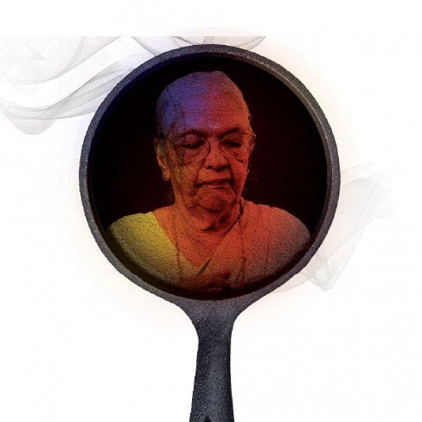 பூண்டு சட்னியும் விஜயா அத்தையும்!