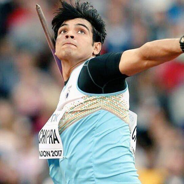 இந்திய ஈட்டி எறிதல் வீரர் நீரஜ் சோப்ராவுக்கு மற்றுமொரு தங்கம்