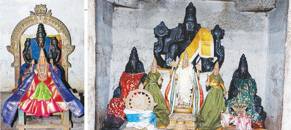 ஞானம் அருளும் வேதநாராயண பெருமாள்..!