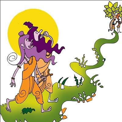 கலகல கடைசி பக்கம் -  'திறமையை  திருட முடியுமா?'