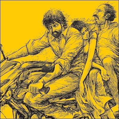 அந்தரச் செடி - சிறுகதை