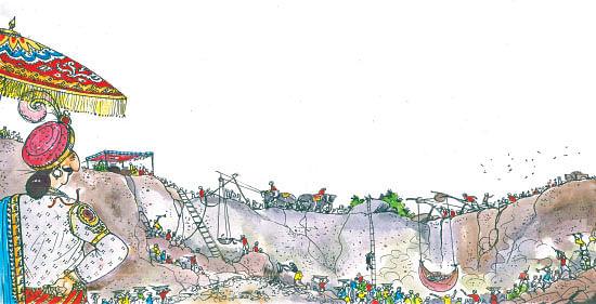 மண்புழு மன்னாரு: பொங்கிப் பாயும் பெருவெள்ளம்... சிலப்பதிகாரம் சொல்லும் தீர்வு!
