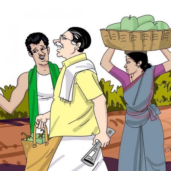 மரத்தடி மாநாடு: கோடைமழை... தென்னைக்கு உரமிட வேண்டிய நேரம்!