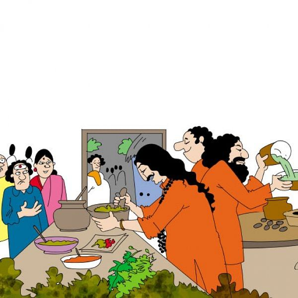 மண்புழு மன்னாரு: 'வாட்ஸ்அப்' சித்தர்களும் உணவு மருத்துவமும்!