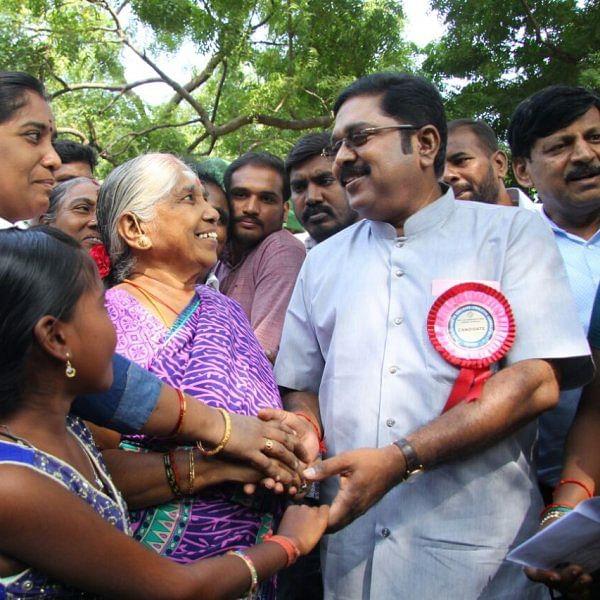 ஆர்.கே.நகர் தேர்தல்: டி.டி.வி.தினகரன்