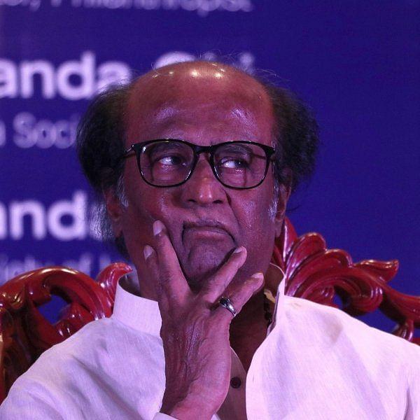 ``ரஜினிகாந்த், இன்னமும் நடிகராக மட்டுமே இயங்குகிறார்'' - வேல்முருகன் குற்றச்சாட்டு