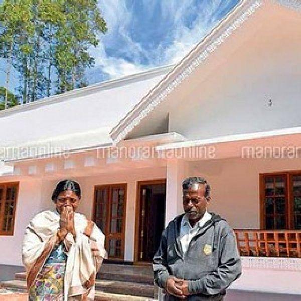 கொலையான தமிழ் மாணவர் அபிமன்யூ குடும்பத்துக்கு புதிய வீடு! மார்க்சிஸ்ட் கட்சி கட்டிக் கொடுத்தது