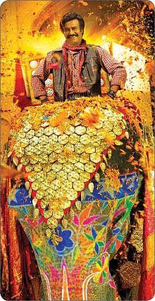 வில்லன் லிங்கா பராக்... பராக்..! வேட்டை ஆரம்பம்
