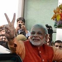பா.ஜனதா கூட்டணி மகத்தான வெற்றி: 21 ல் மோடி பிரதமராக பதவியேற்பு!
