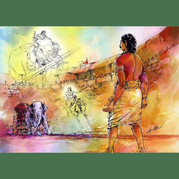 வீரயுக நாயகன் வேள்பாரி - 25