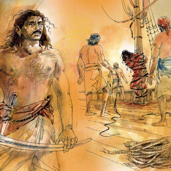 வீரயுக நாயகன் வேள்பாரி - 67