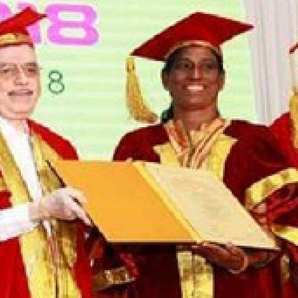 மோகன்லால், பி.டி.உஷாவுக்கு டாக்டர் பட்டம்:  கோழிக்கோடு பல்கலைக்கழகம் வழங்கியது