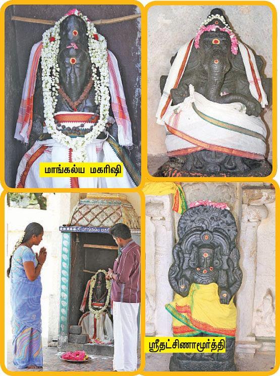 மண முகூர்த்தம் அருளும் மாங்கல்ய மகரிஷி!