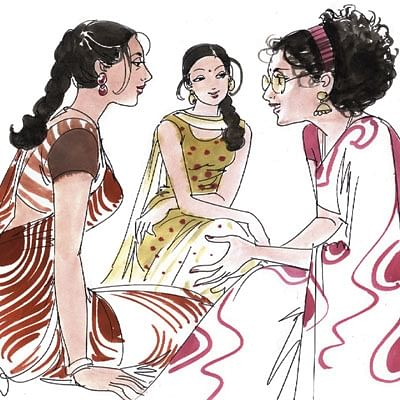 அனுஷா... ஆதிரா... இனியா! - அழகின் ரகசியம் எது?