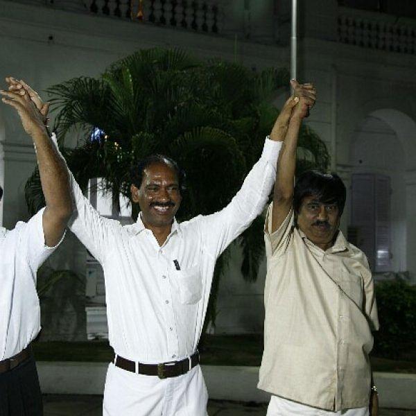 பா.ஜ.க நியமன எம்.எல்.ஏ-க்கள் விவகாரத்தில் பணிந்தது புதுச்சேரி அரசு!