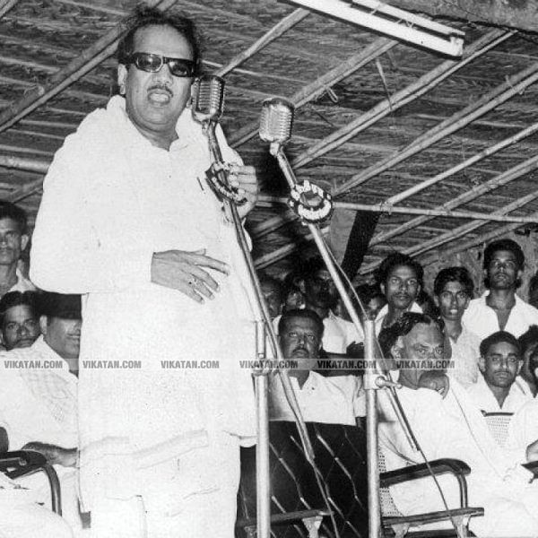 தி.மு.க. தலைவராக இன்று 50-வது ஆண்டில் கருணாநிதி... 1969-ல் அண்ணா மறைவுக்குப் பின் என்ன நடந்தது?