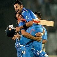 20 ஓவர் உலகக் கோப்பை கிரிக்கெட்: கோலி அசத்தல்- இறுதிப்போட்டியில் இந்தியா!