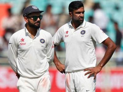 சென்னை டெஸ்ட் : இங்கிலாந்து முதல் பேட்டிங்... இரண்டு ஆஃப் ஸ்பின்னர்களோடு இந்தியா! #INDvENG