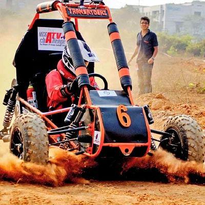 320 கிலோ கார் மெகா சாம்பியன்ஷிப்!