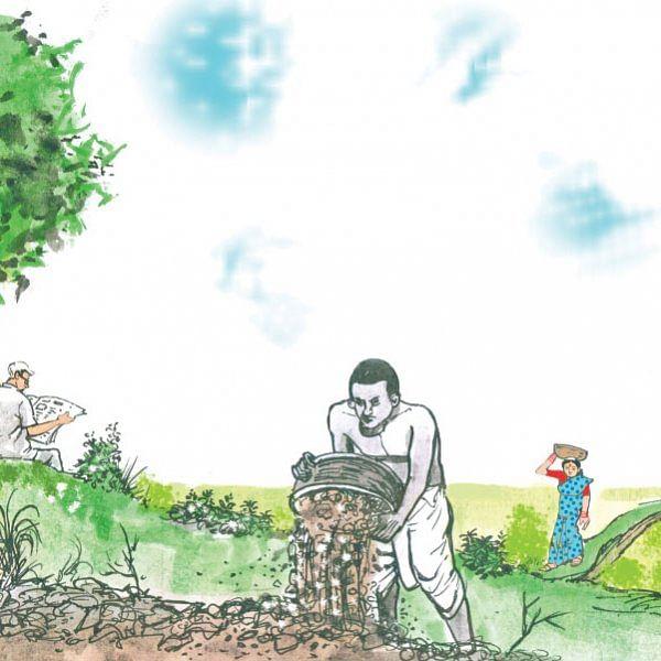 மரத்தடி மாநாடு: சுயரூபம் காட்டிய பி.டி பருத்தி...  சோகத்தில் விவசாயிகள்!