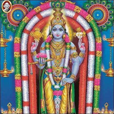 விநாயகர் - ஸ்ரீகுருவாயூரப்பன் - ஸ்ரீமகாலட்சுமி