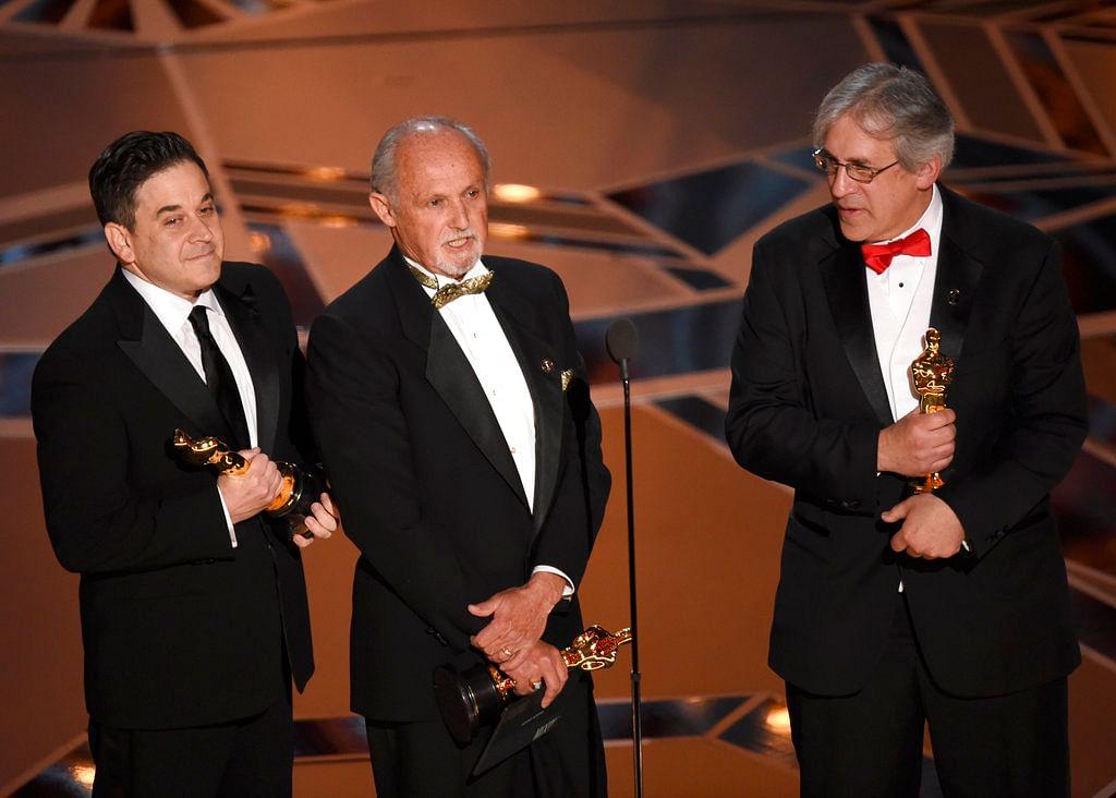 சவுண்ட் மிக்ஸிங், சவுண்ட் எடிட்டிங், எடிட்டிங் - நோலனின் 'டன்கிர்க்' மூன்று விருதுகள் #Oscars