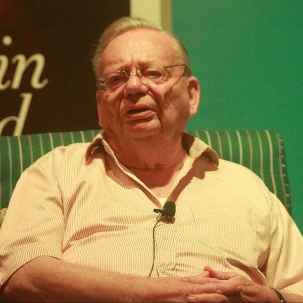 `வாசிப்பாளரைவிட எழுத்தாளர்கள் அதிகரிப்பது ஆபத்தானது!' - ரஸ்கின் பாண்ட்