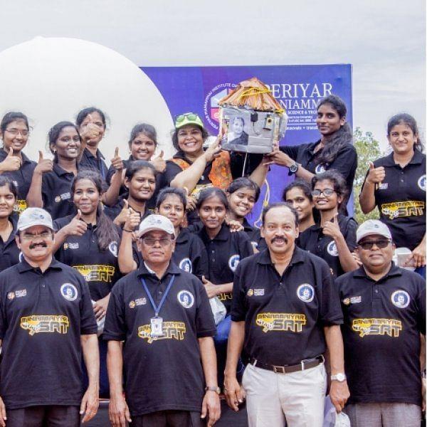 `SKI NSLV 9 மணியம்மையார் சாட்' - பெண்களே உருவாக்கிய ஆசியாவின் முதல் செயற்கைக்கோள்!