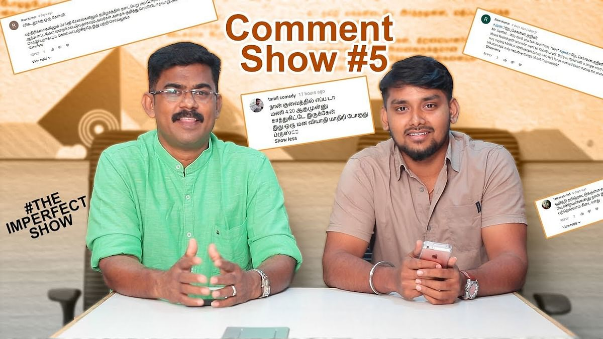 Chennai-Salem Highway Project : Rajinikanth's Comment...? | The Imperfect Show