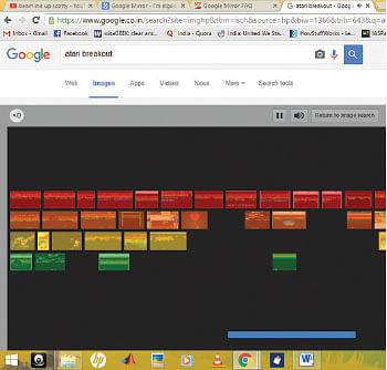 Google குறும்புகள்!