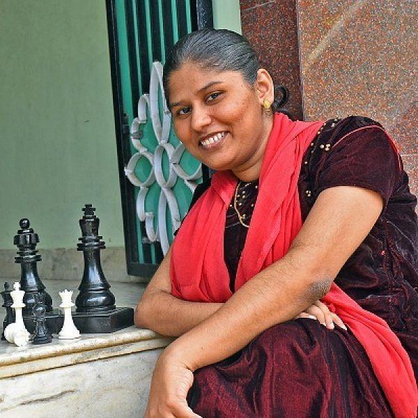 `கிராண்ட் மாஸ்டர் ஆகணும்!' - ஆசிய பாரா செஸ் சாம்பியன் ஜெனிதா
