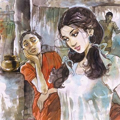 ஃபுளோராவின் காதல் - சிறுகதை