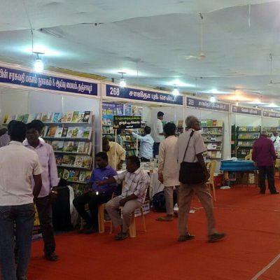 Chennai Book Fair 2019