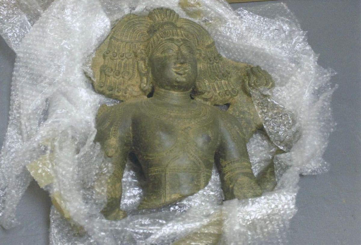 அமெரிக்காவுக்குக் கடத்தப்பட்ட 2,700 சிலைகளின் நிலை என்ன...? உறங்குகிறதா மத்திய தொல்லியல் துறை?