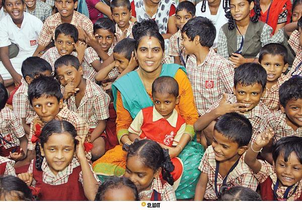 அயனாவரம் பிளாட்பாரம் டு லண்டன்!