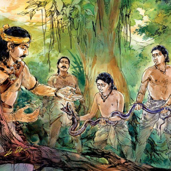 வீரயுக நாயகன் வேள்பாரி - 45
