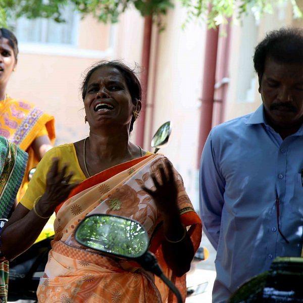 பகுஜன் சமாஜ் அரசியல் கட்சியா? - கோகுல்ராஜ் கொலை வழக்கில் குறுக்கு விசாரணை