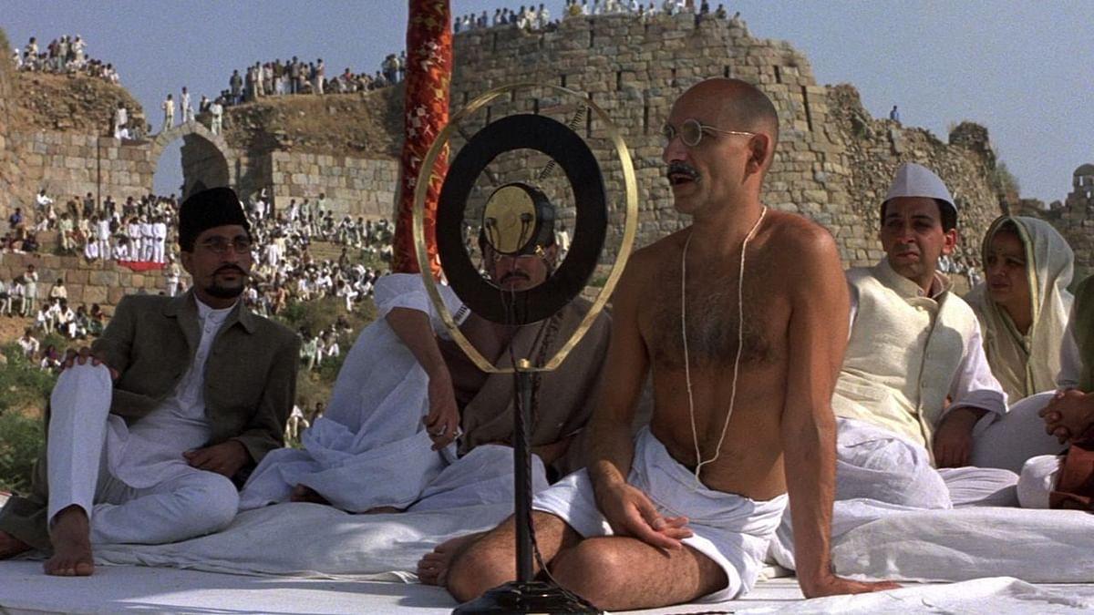 காந்தி ஜெயந்திக்கு திரையரங்குகளில் இலவசக் காட்சிகள்!
