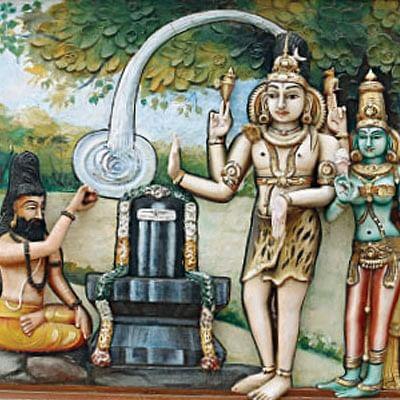 காசிக்கு நிகரான கங்காதீஸ்வரர் திருத்தலம்!