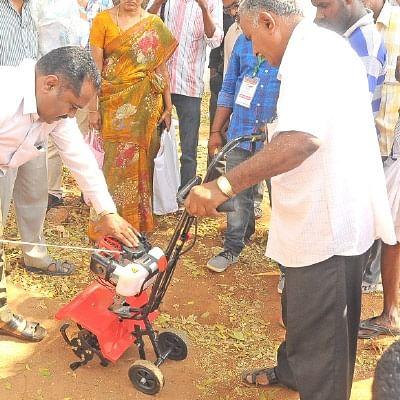 ஈரோட்டில்... பசுமை விகடன் அக்ரி எக்ஸ்போ