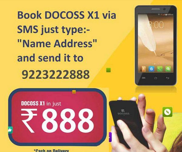 888 ரூபாய்க்கு Docoss X1 - நம்பலாமா வேண்டாமா?