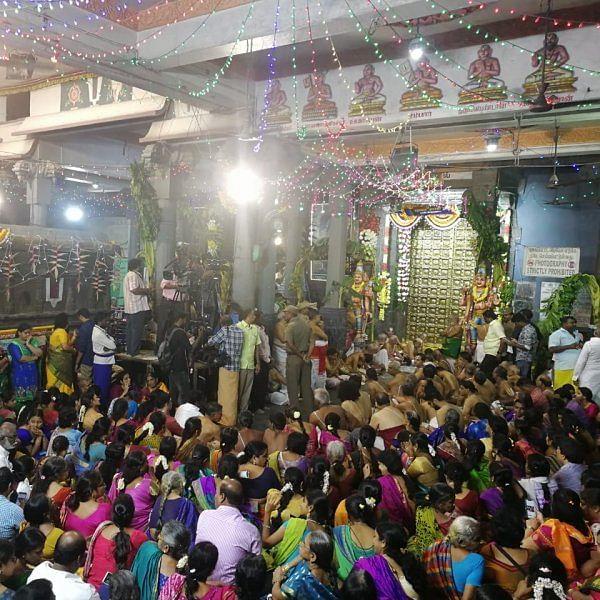 திருவல்லிக்கேணி பார்த்தசாரதி கோயிலில் பரமபத வாசல் திறப்பு! - பக்தர்கள் பரவச தரிசனம்