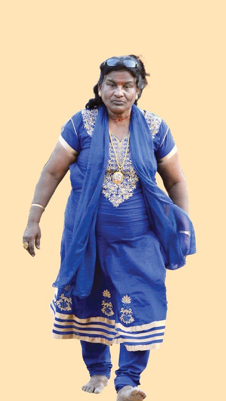எப்படி இருக்கிறார் கரகாட்டக் கலைஞர் மோகனாம்பாள்?