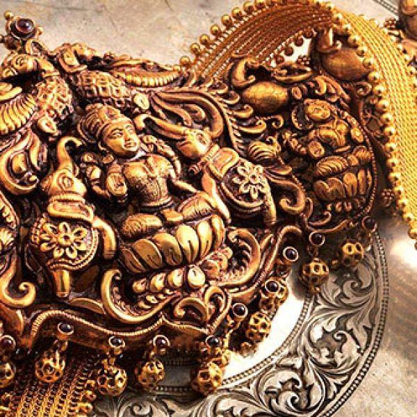 அட்சய திரிதியை ஸ்பெஷல்; குறைந்த விலையில் தங்கநகை!