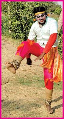 கோமாளி வேஷம்தான் எனக்கு உசுரு!